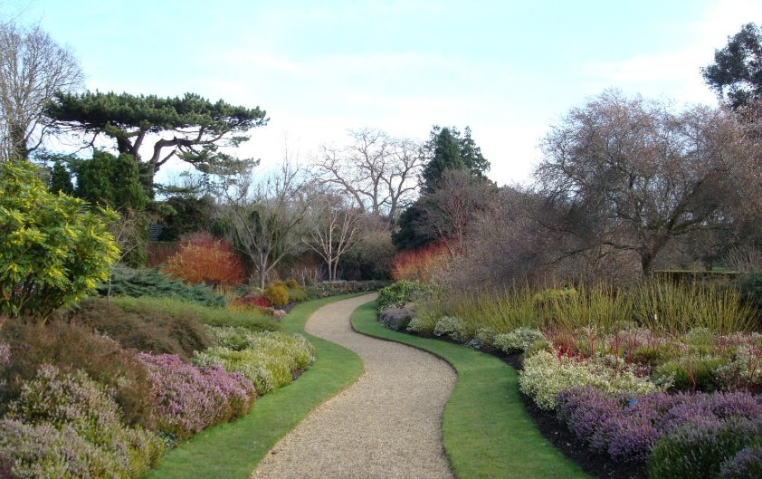 Botanical Gardens, Cambridge