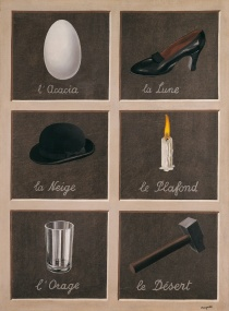 Magritte - The meaning of dreams