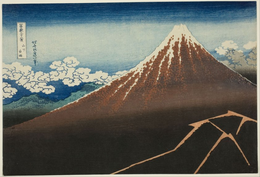Katsushika_Hokusai_-_Shower_Below_the_Summit_(Sanka_hakuu),_from_the_series_Thirty-six_Views_of_Mount_Fuji_(Fugaku_sanjur.2000